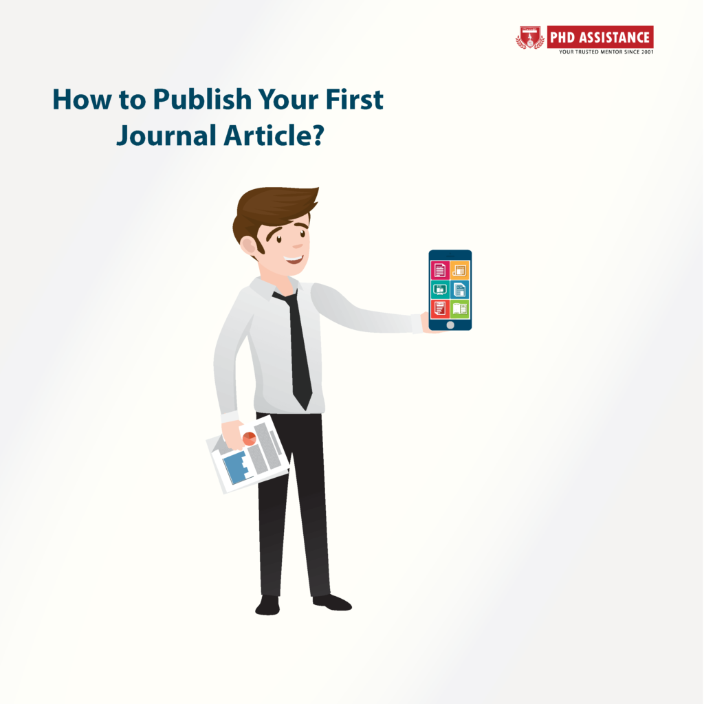 How to Publish Your First Journal Article?