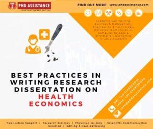 Phd dissertation health economics