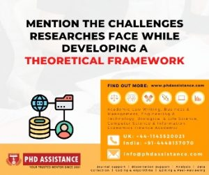 PA - Mention the challenges researches face